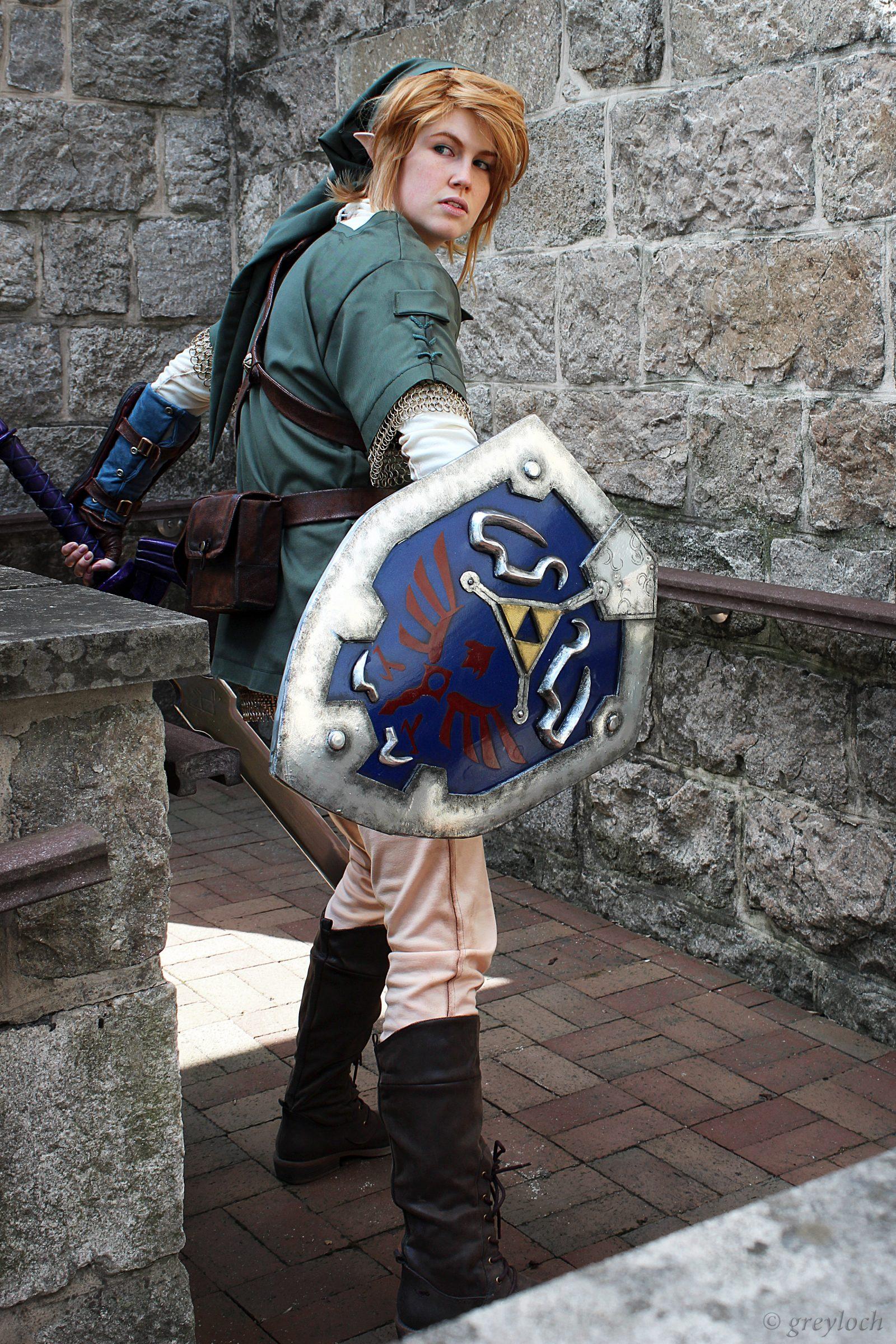 Link aus Legend of Zelda